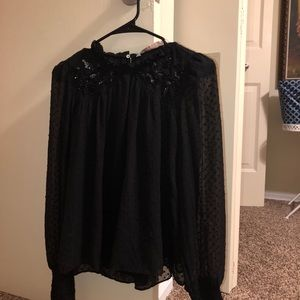Zara Winter/Fall Long Sleeved Shirt